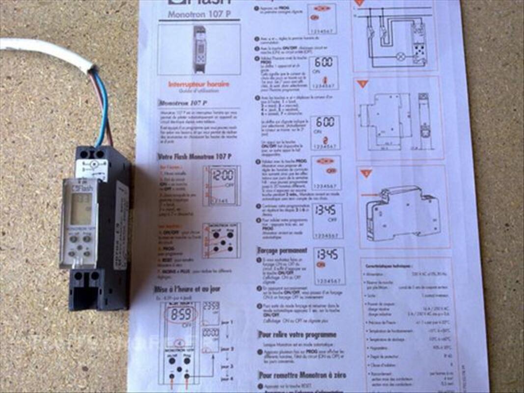 MATERIEL ELECTRIQUE 44988734