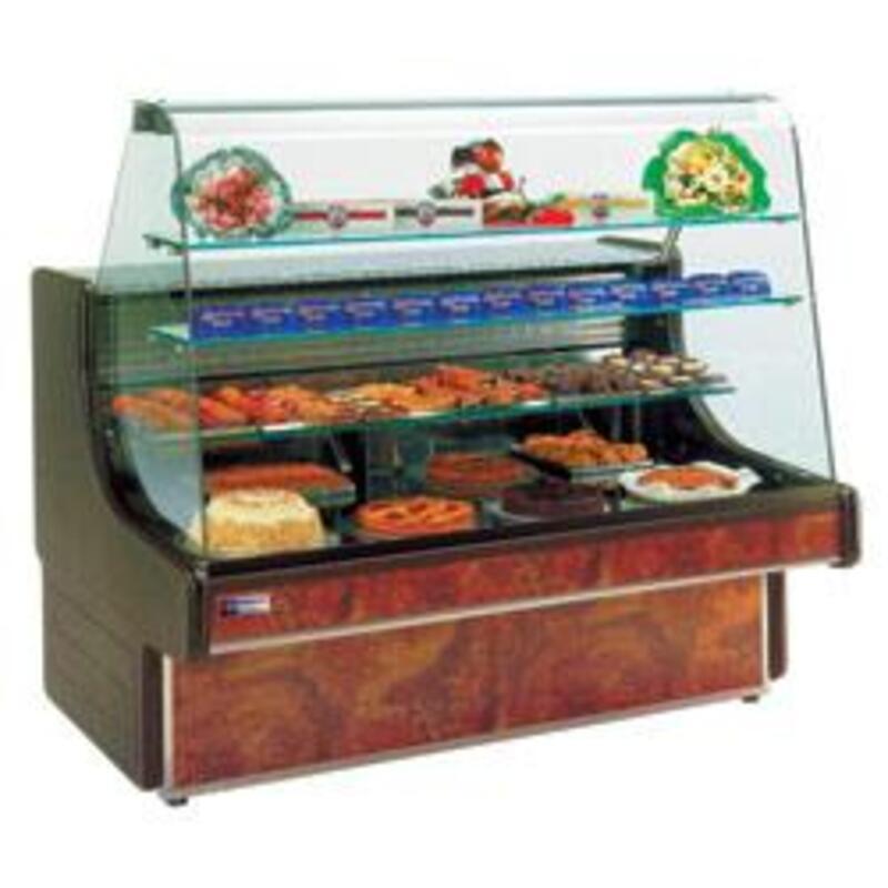 Matériel  Horeca  Comptoir vitrine réfrigérée pour pâtisseri 17497299