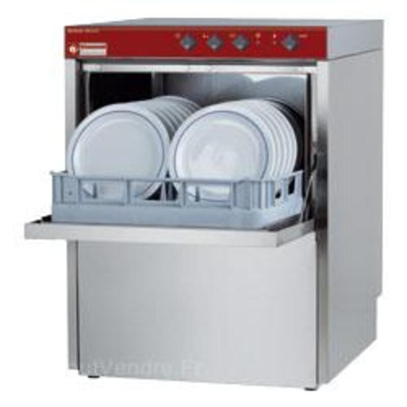 """Matériel Horeca   Lave-vaisselle panier 500x500 mm """"Active W 16182738"""