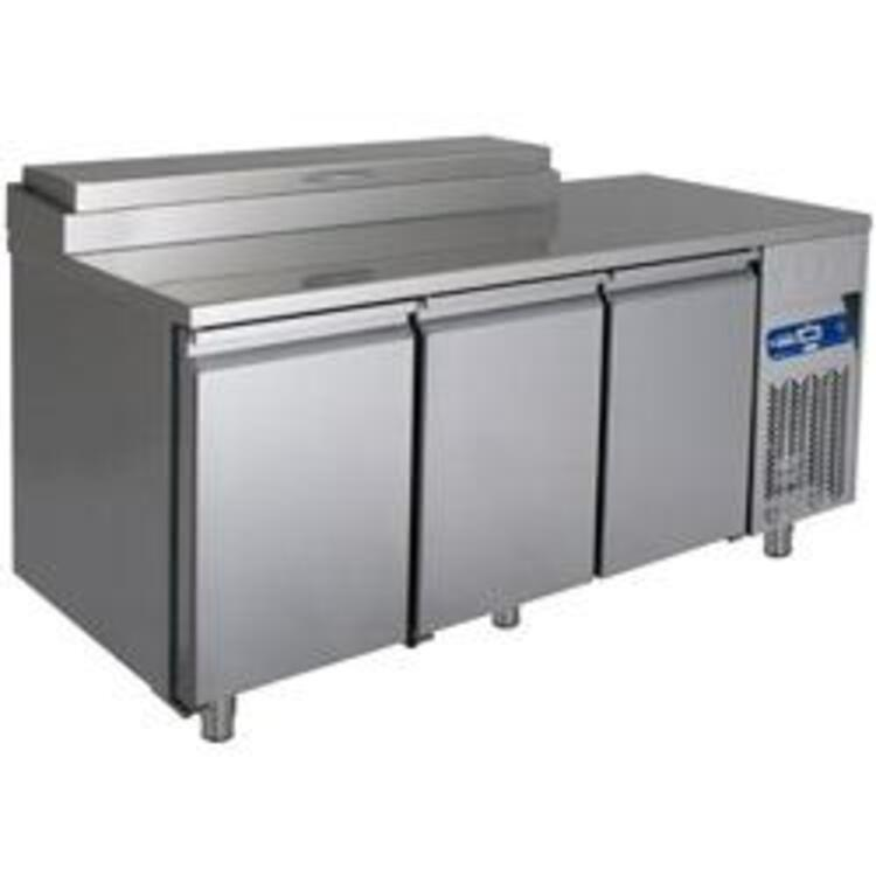 Matériel Horeca  Table frigorifique ventilée 3 portes 15964833