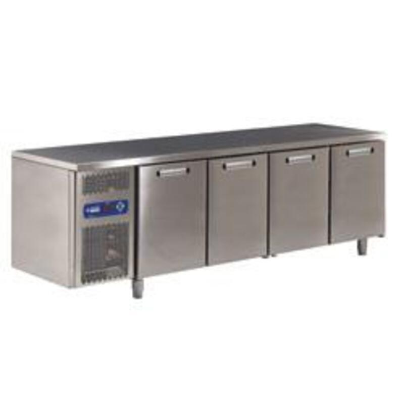 Matériel Horeca  Table frigorifique ventilée 4 portes 15964811