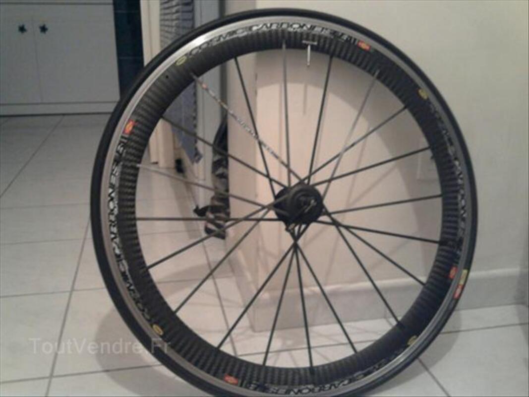 Mavic cosmic carbone slr 2010 roue av 66086683