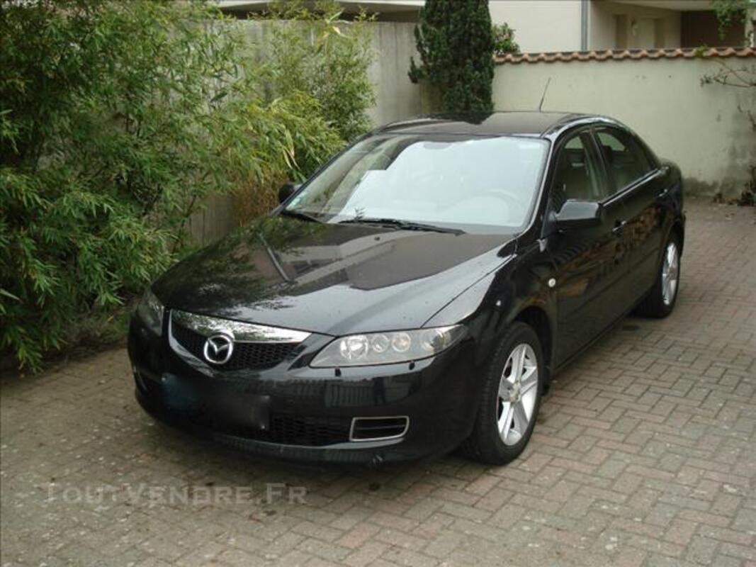 Mazda 6 2.0 MZR-CD 143 PERFORMANCE 5P 76630659