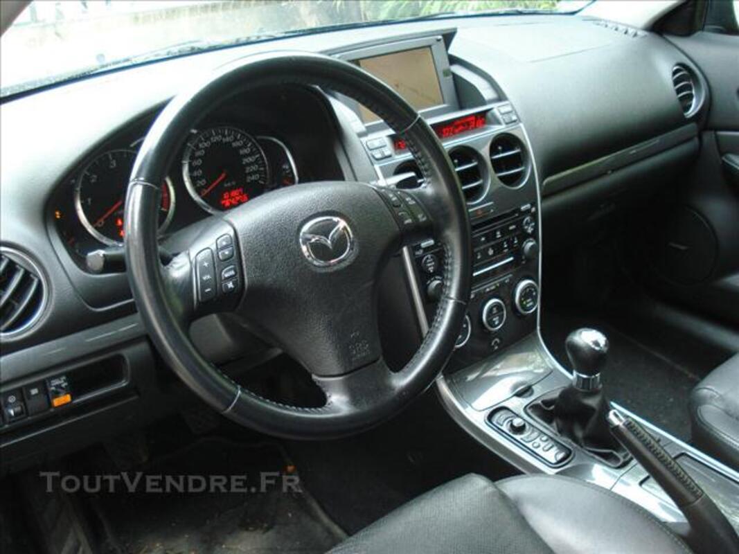 Mazda 6 2.0 MZR-CD 143 PERFORMANCE 5P 76630660