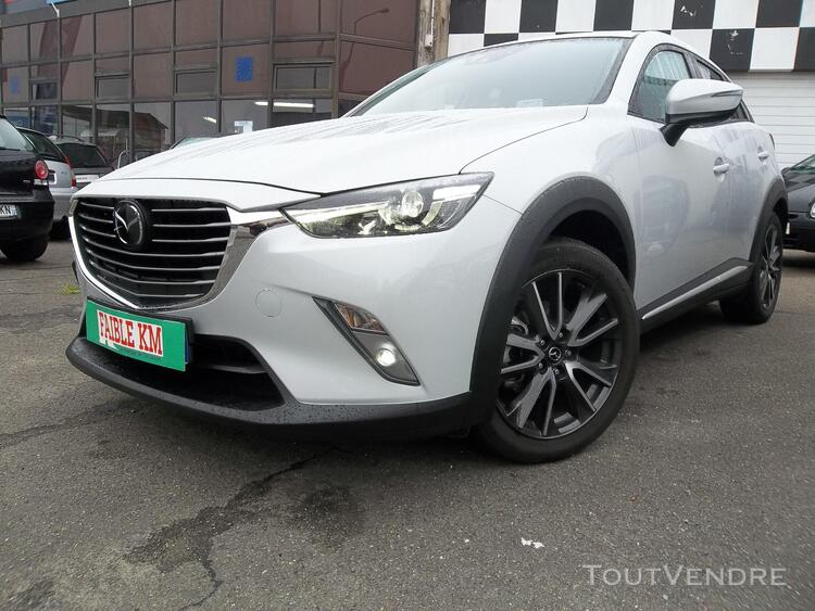 MAZDA CX3 SKYACTIVE SELECTION 256853456