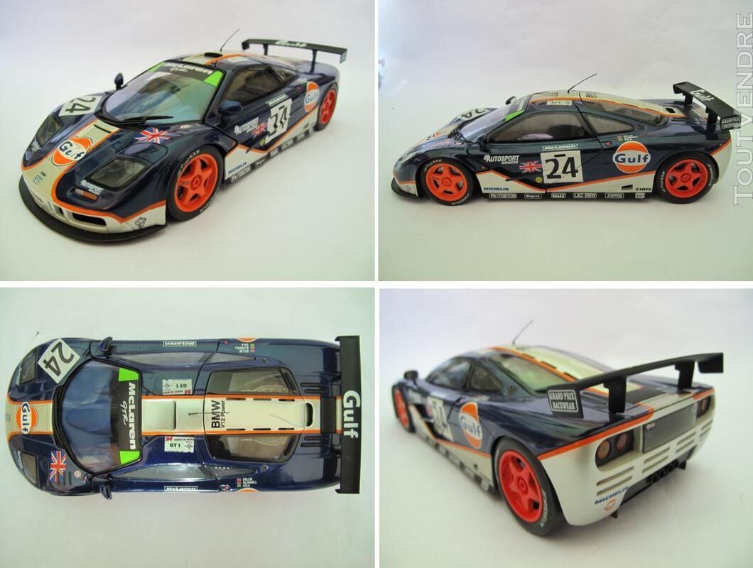 Mc Laren F1 GTR #24, 24H du Mans 1995 UT Model 1/18 125731575