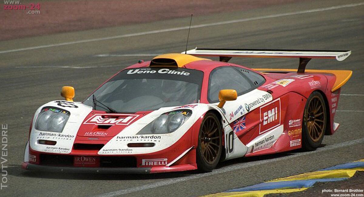 Mc Laren F1 GTR #40, 24H du Mans 1998 UT Models 1/18 125731563