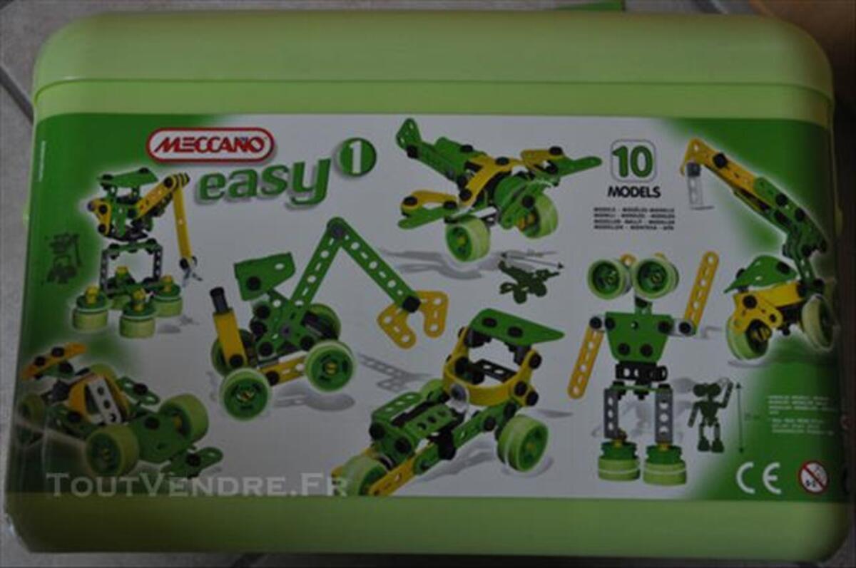 MECCANO EASY 1 76866748