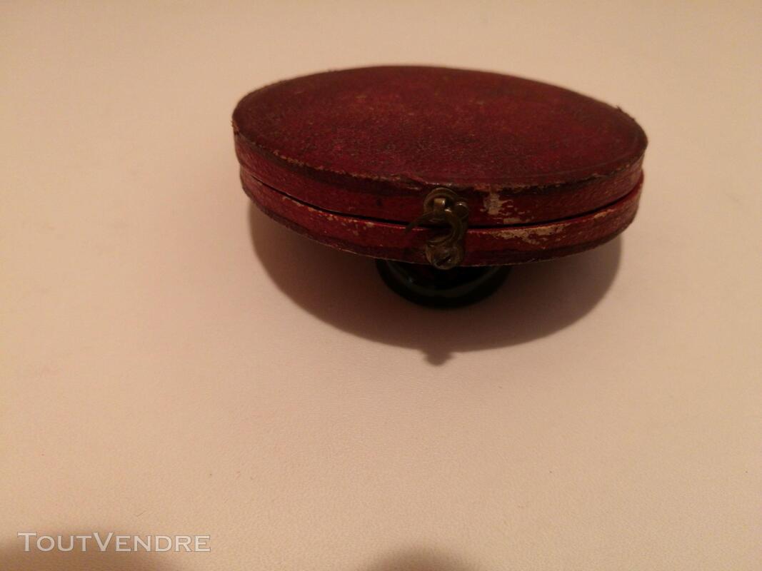 Médaille Argent&Ecrin XIXème H De Longueil suxn 277262798