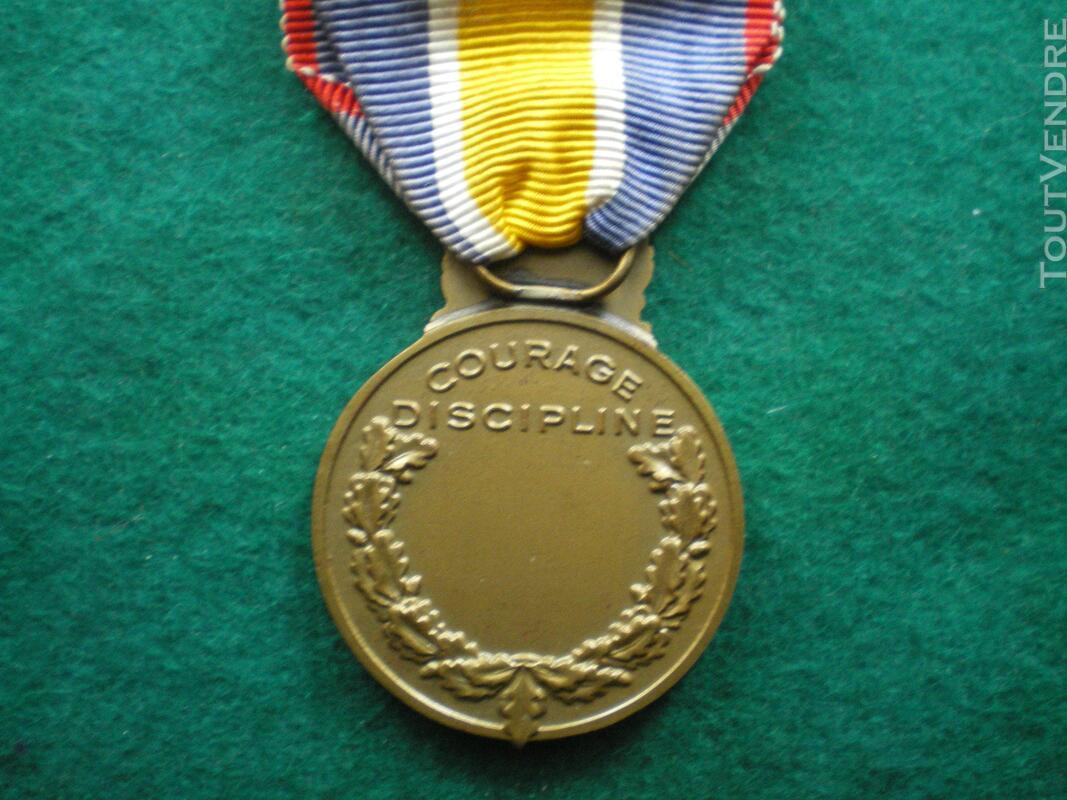 Médaille de la Gendarmerie Nationale. 129811875