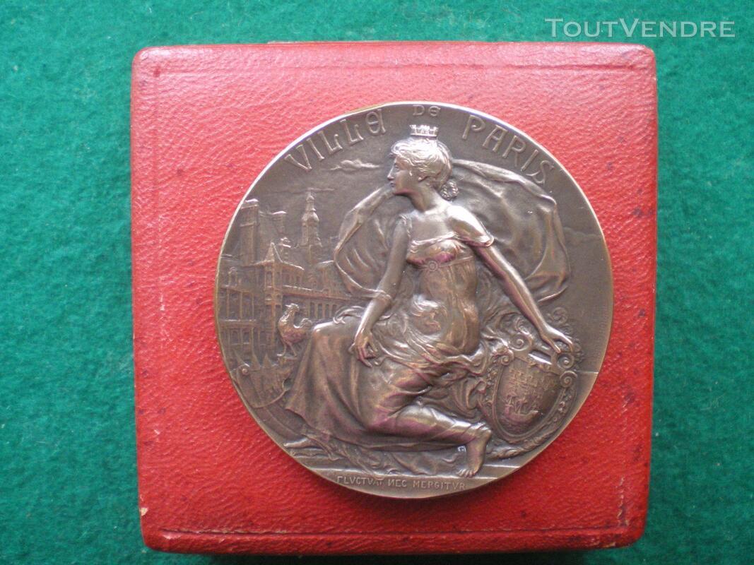 Médaille de la Ville de PARIS. 128853682