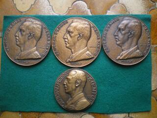 Médailles du Général d'Armée Pierre KOENIG.