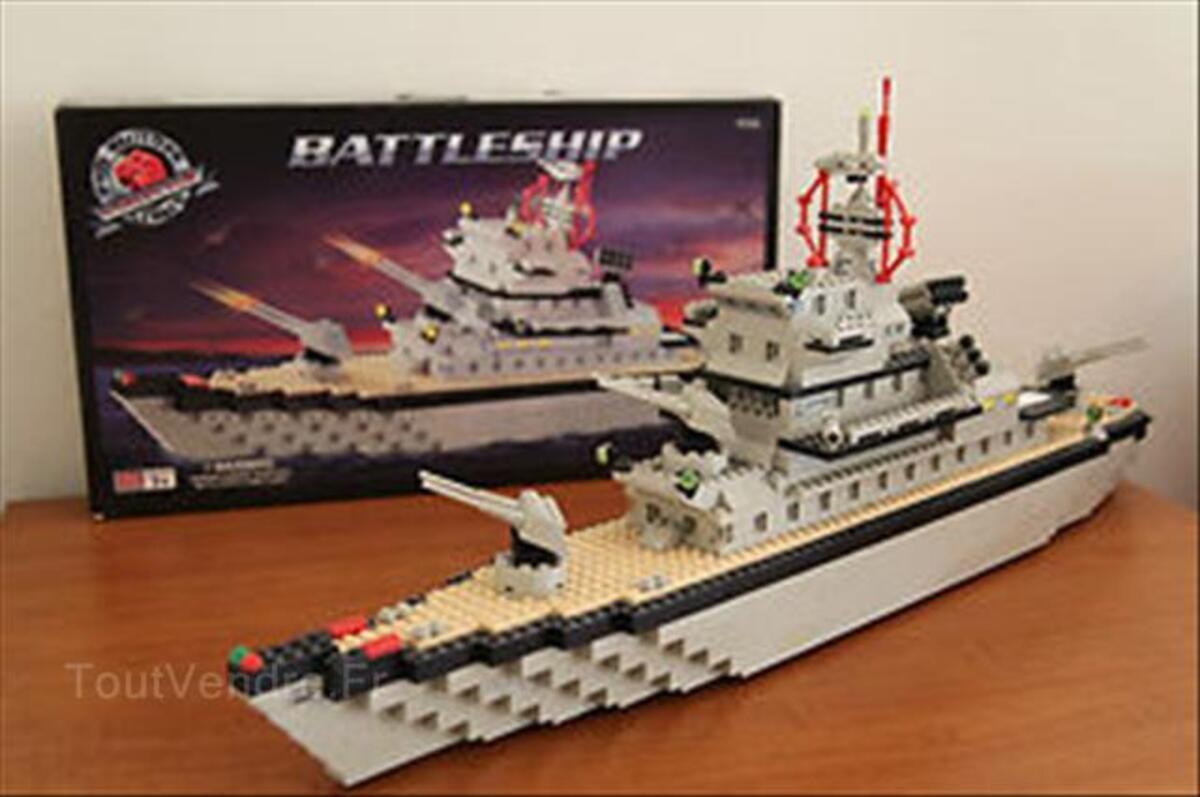 Mega blocks battleship 9760 64646324