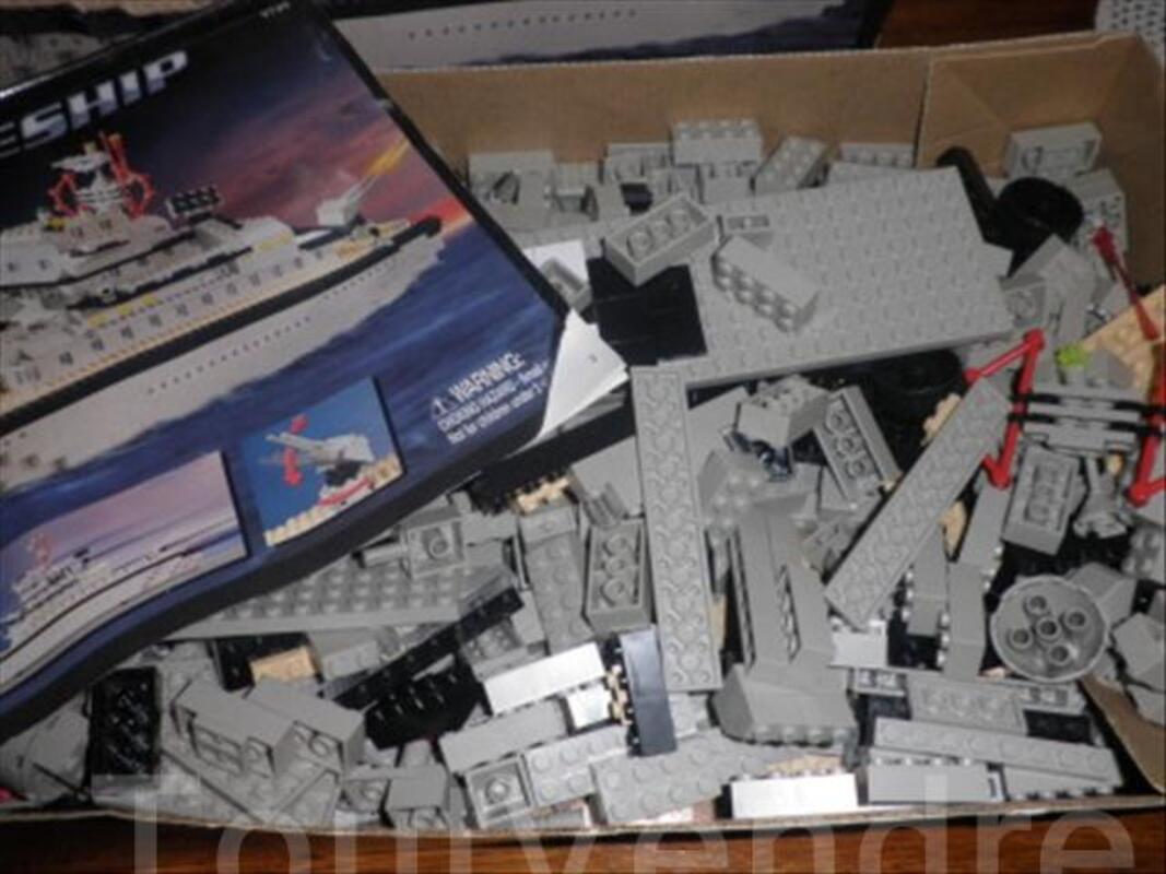 Mega blocks battleship 9760 64646404