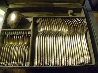 Ménagère ARGENTAL 84 gr année 1930