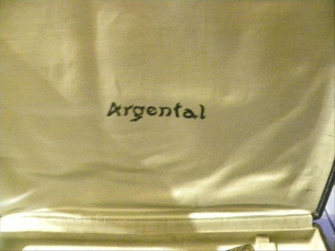 Ménagère ARGENTAL 84 gr année 1930 87368099