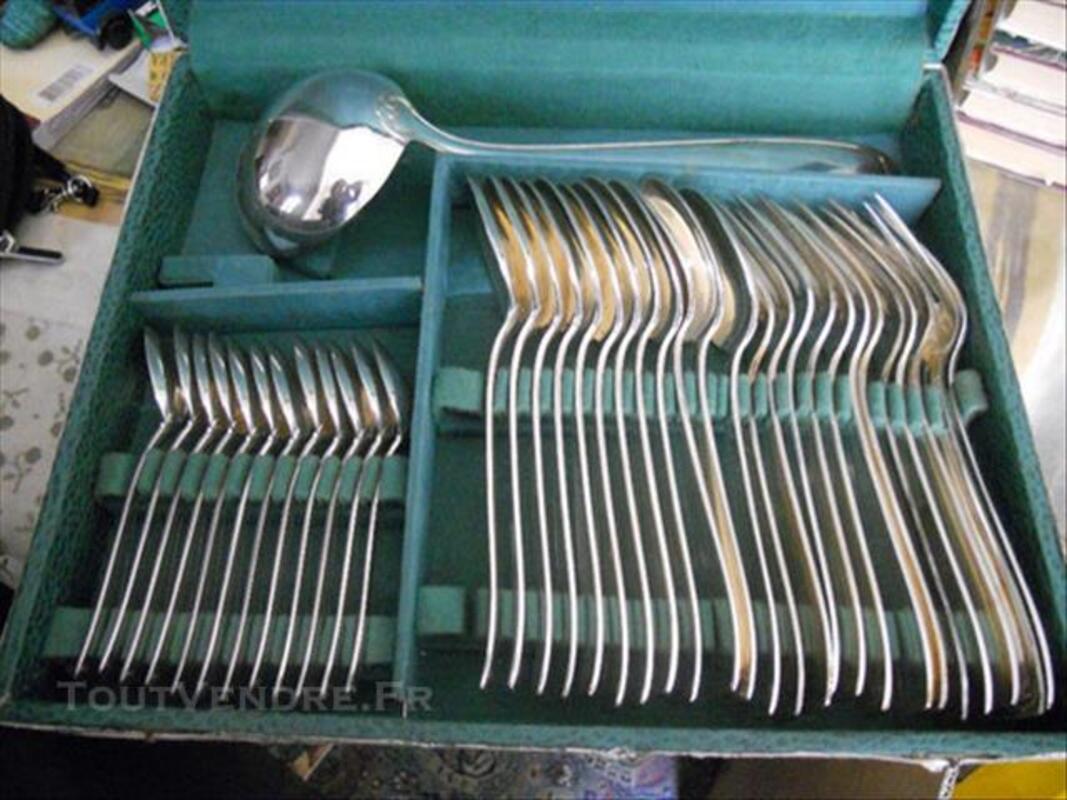 Ménagère métal argenté  François Frionnet 85672346