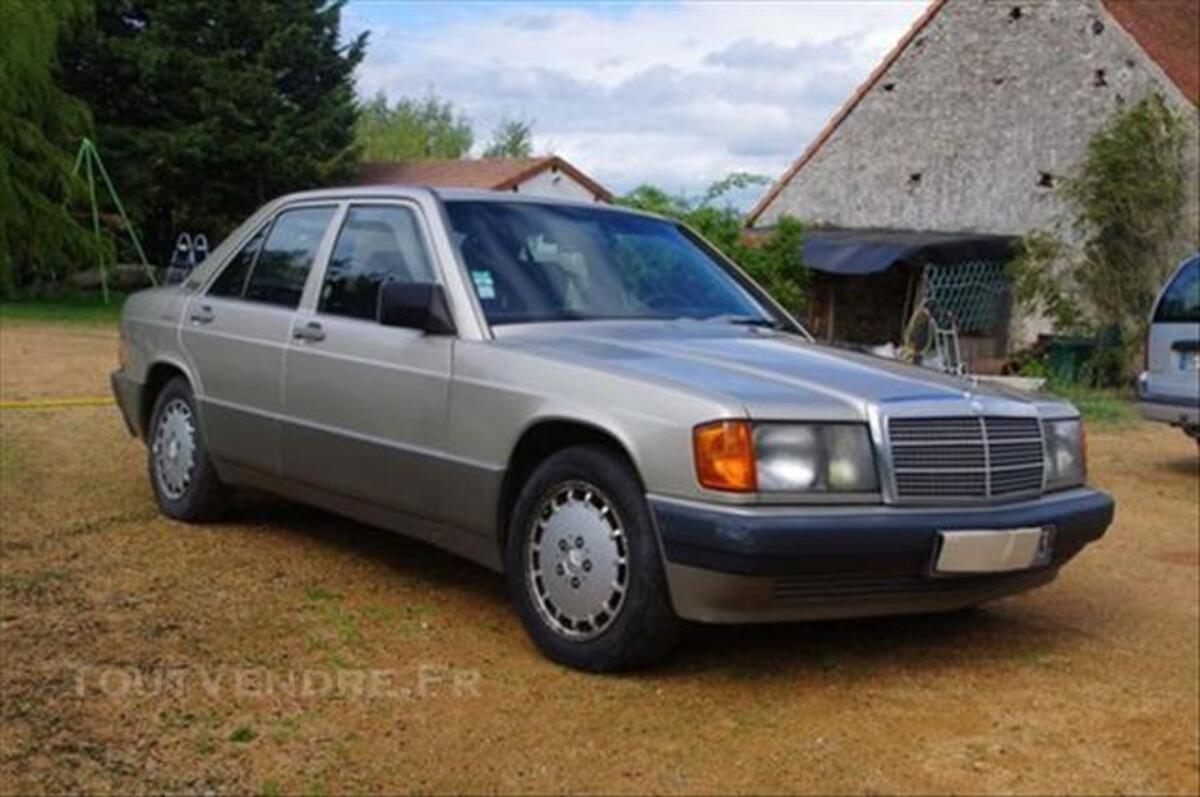 Mercedes 190 D 2,5l 83879826