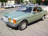 Mercedes 230 COUPE COLECTION