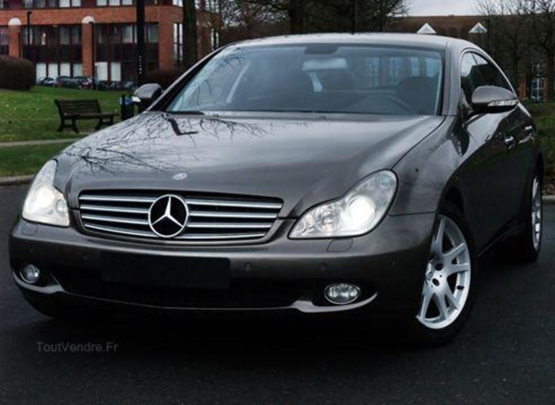 Mercedes-Benz CLS 320 CDI-CUIR-NAVI-XENON- 32953335