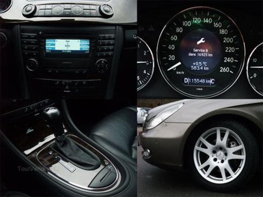 Mercedes-Benz CLS 320 CDI-CUIR-NAVI-XENON- 32953360
