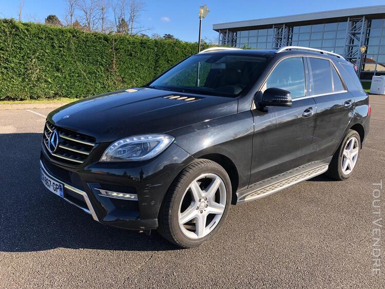 MERCEDES CLASS M AMG FASCINATION 7G TRONIC 2.2 204CH 662731401