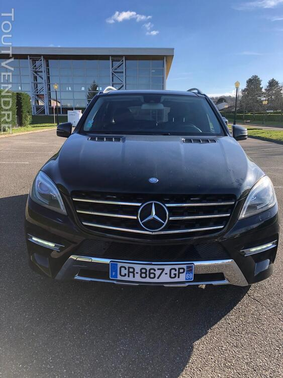 MERCEDES CLASS M AMG FASCINATION 7G TRONIC 2.2 204CH 662731434