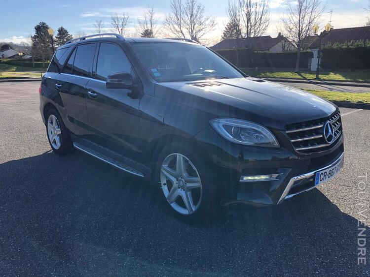 MERCEDES CLASS M AMG FASCINATION 7G TRONIC 2.2 204CH 662731476