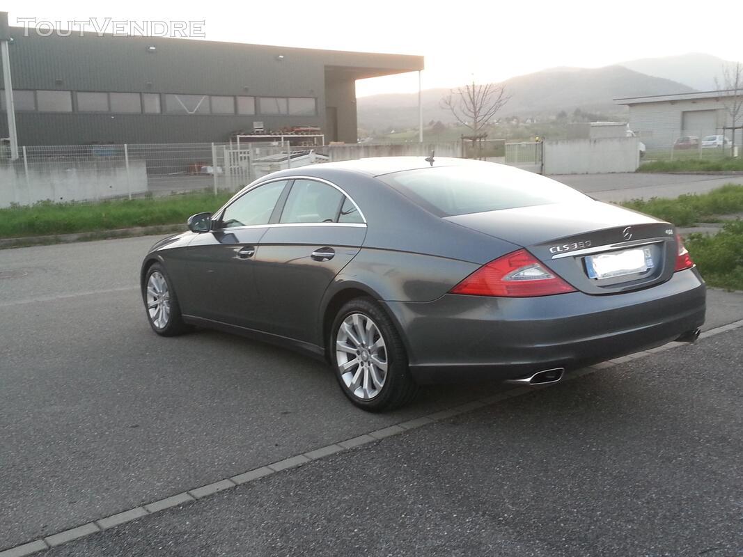 Mercedes cls 350 cdi 93000 kms phase 2 état neuf 254486443
