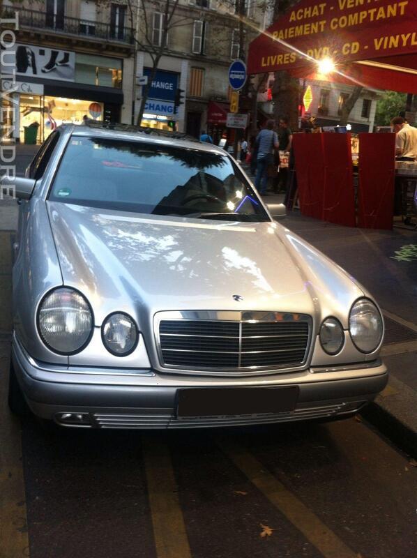 Mercedes E240 2.4 V6 170cv ELEGANCE Toit ouvrant 144029733