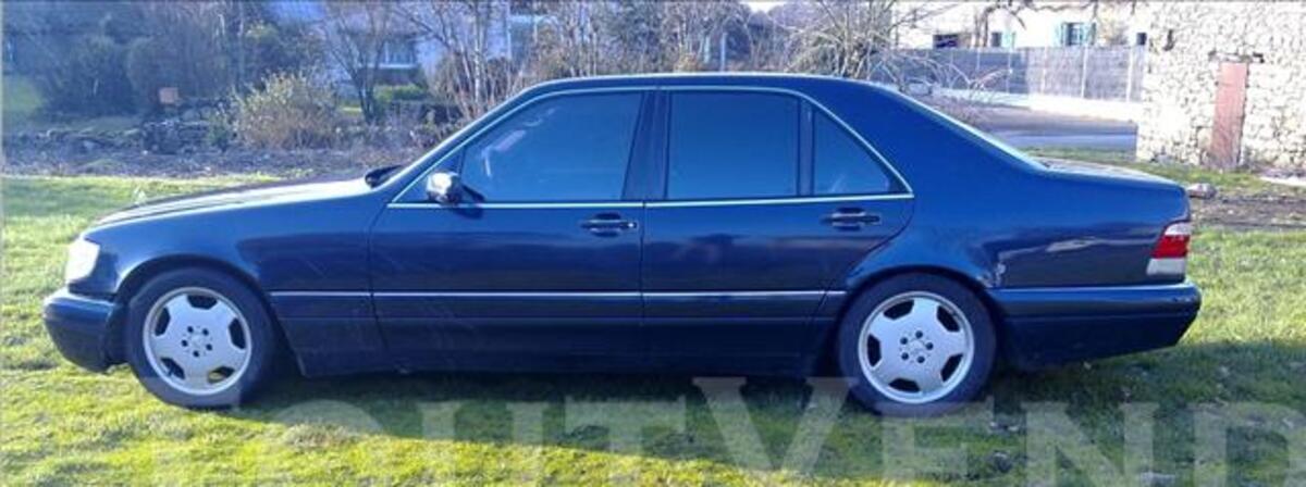Mercedes s300 td an 97 avec 335000 kms 83485179