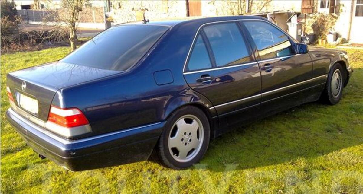 Mercedes s300 td an 97 avec 335000 kms 83485188
