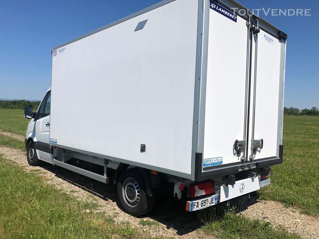 MERCEDES SPRINTER 316 Cdi 160CH CHASSIS CABINE FRIGORIFIQUE 663408685