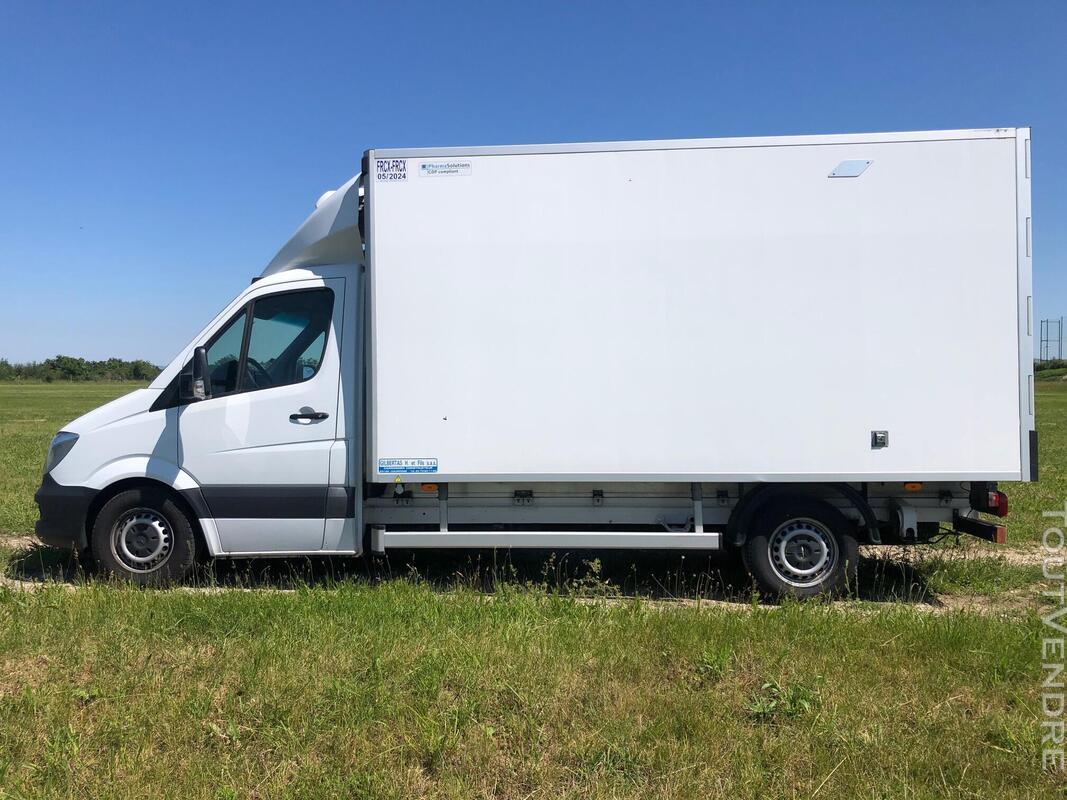 MERCEDES SPRINTER 316 Cdi 160CH CHASSIS CABINE FRIGORIFIQUE 663408688