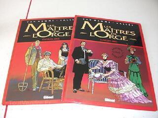 Mes Maîtres de l'Orge Tome 1 et 2 Edition spéciale
