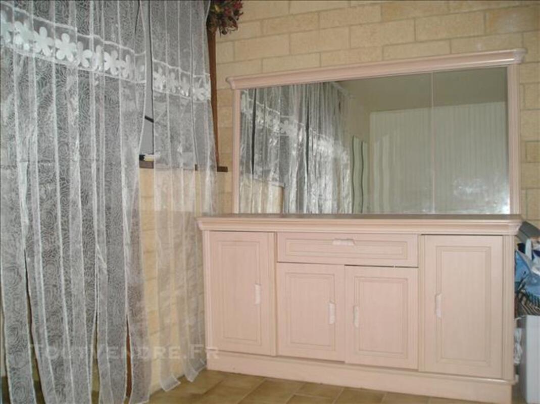 Meuble de salle à manger (bahut) + Miroir assorti 85224810