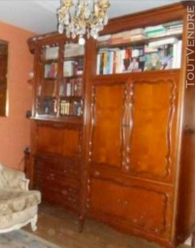Meuble de salon d exception en merisier de françe 338306176