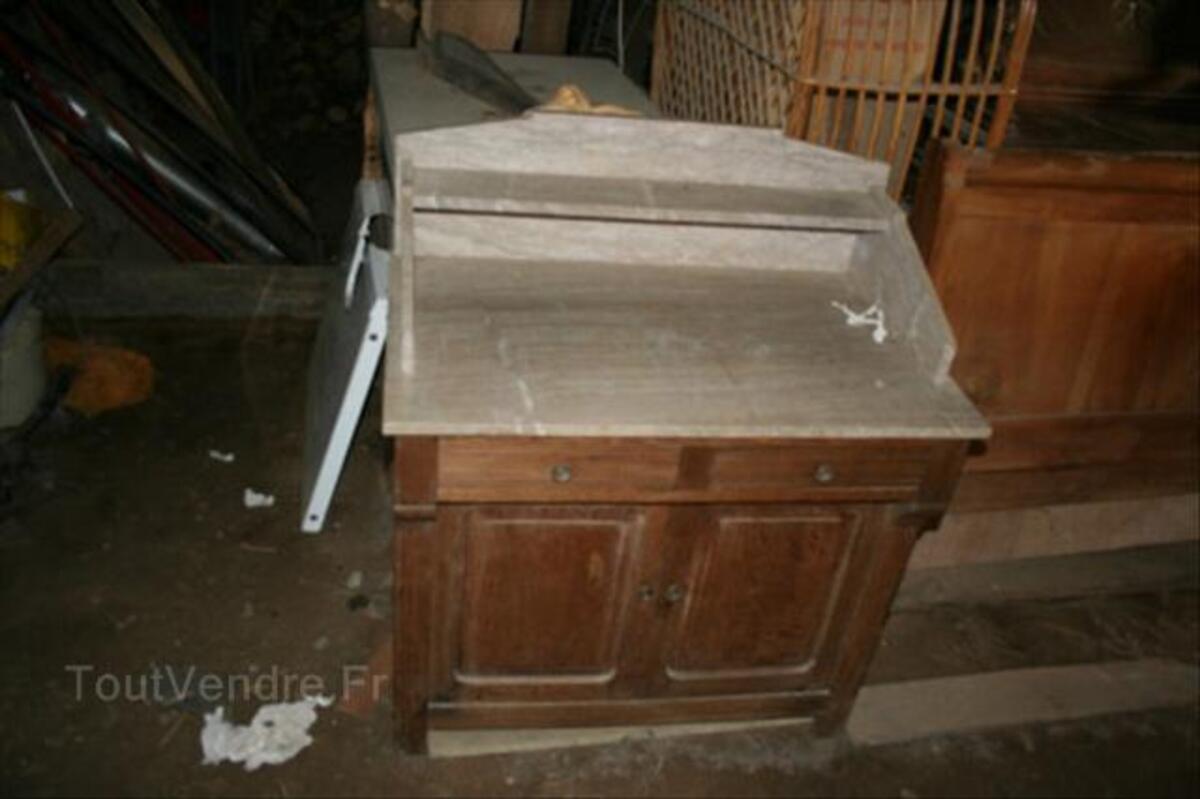 Meuble de toilette ancien 71076353
