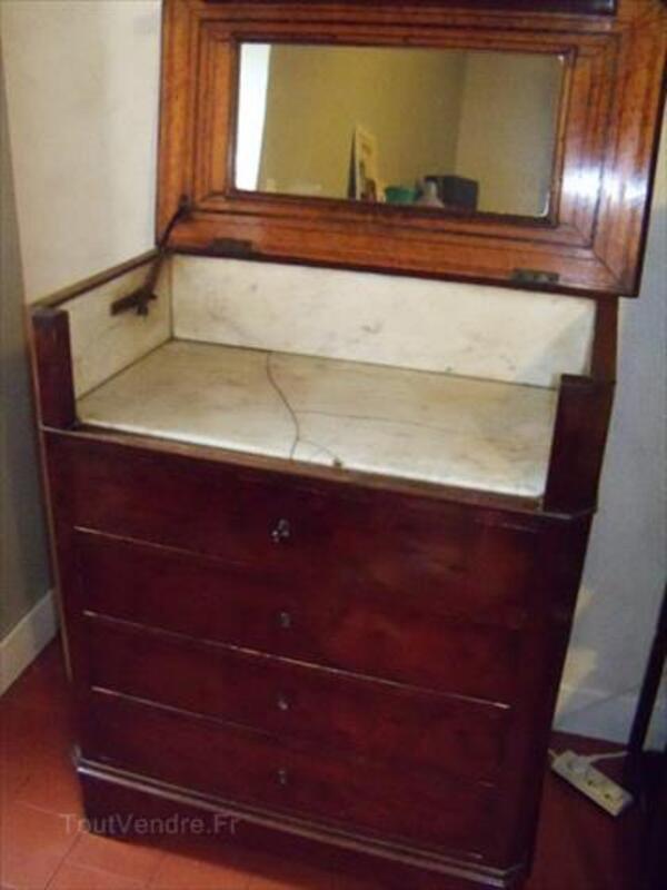 Meuble de toilette ancien 87356667