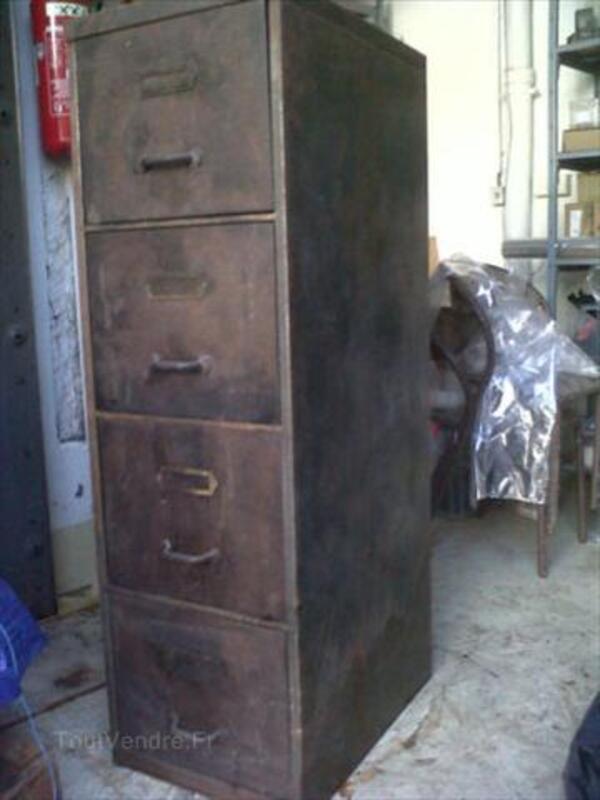Meuble industriel de rangement à tiroirs 56502164