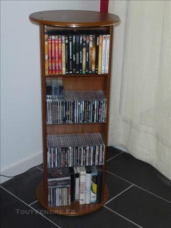 Meuble pour rangement CD/DVD/CASSETTES 82664276