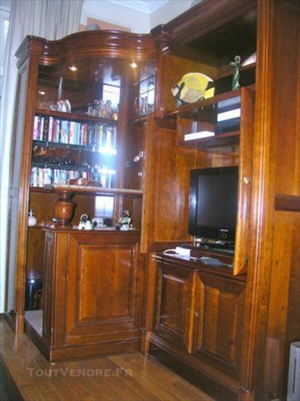 Meuble télé + bar Lambermont 75717680