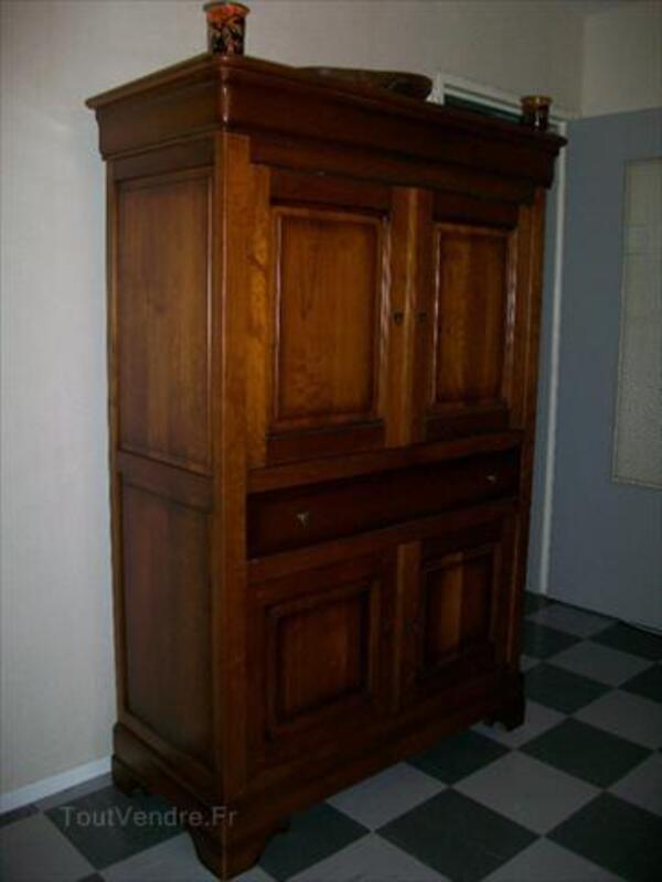Meuble TV en bois Massif 56463243