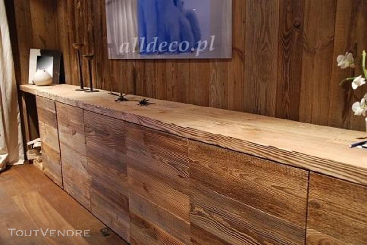 Meuble vieux bois sur mesure 169944519