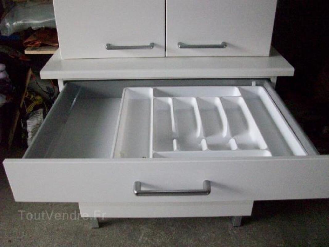 Meubles de cuisine IKEA/FAKTUM : Applad blanc 93183531