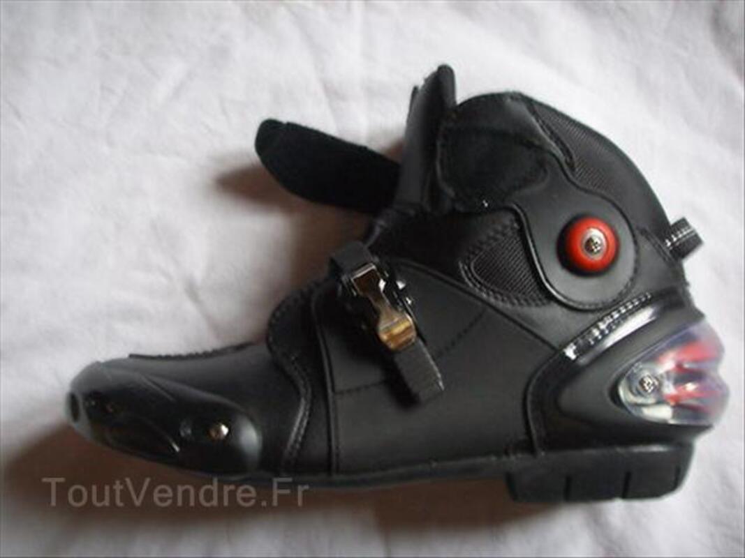Mi bottes chaussures moto neuves speed bikers T 44 54508955