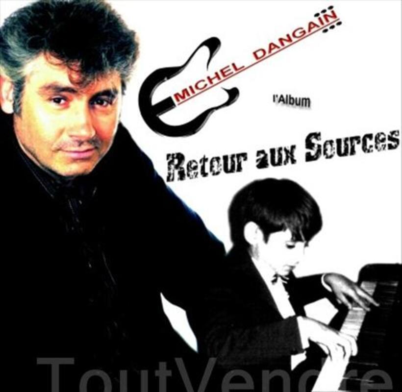 Michel Dangain son album Retour aux sources 71688655