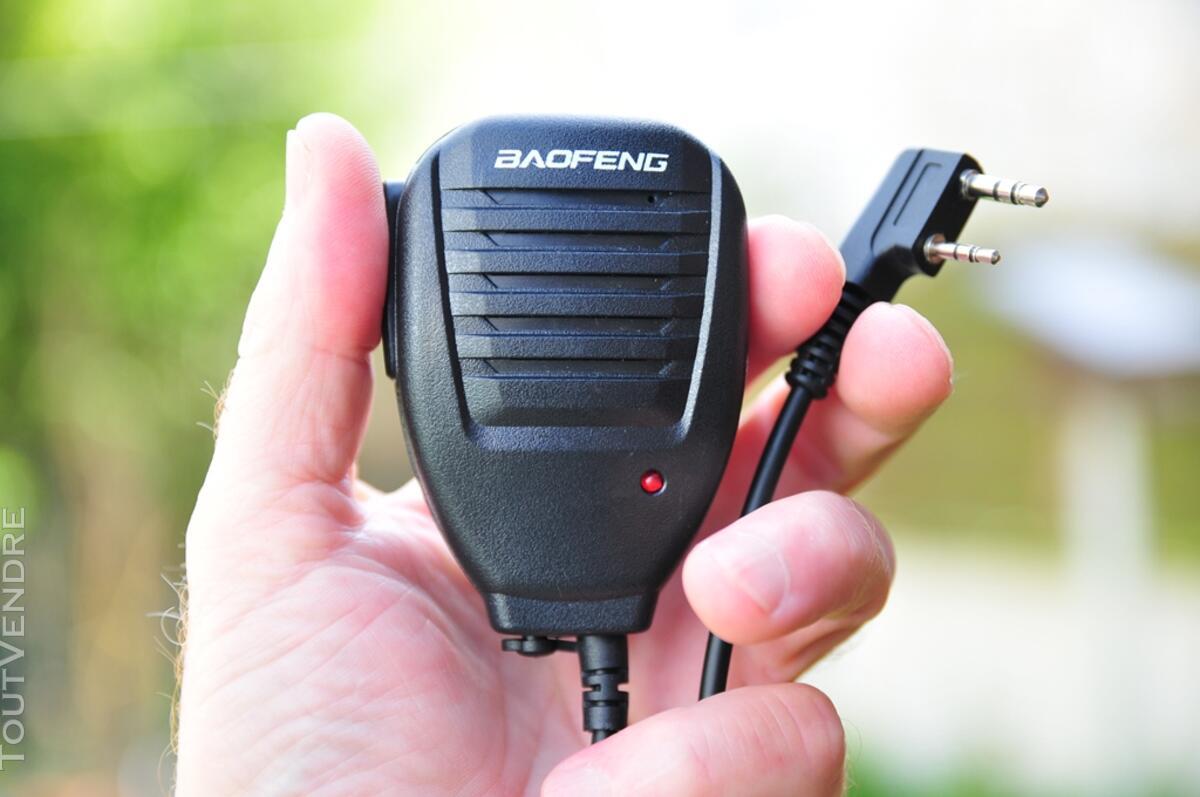 Micro à main Walkie-Talkie 110013391