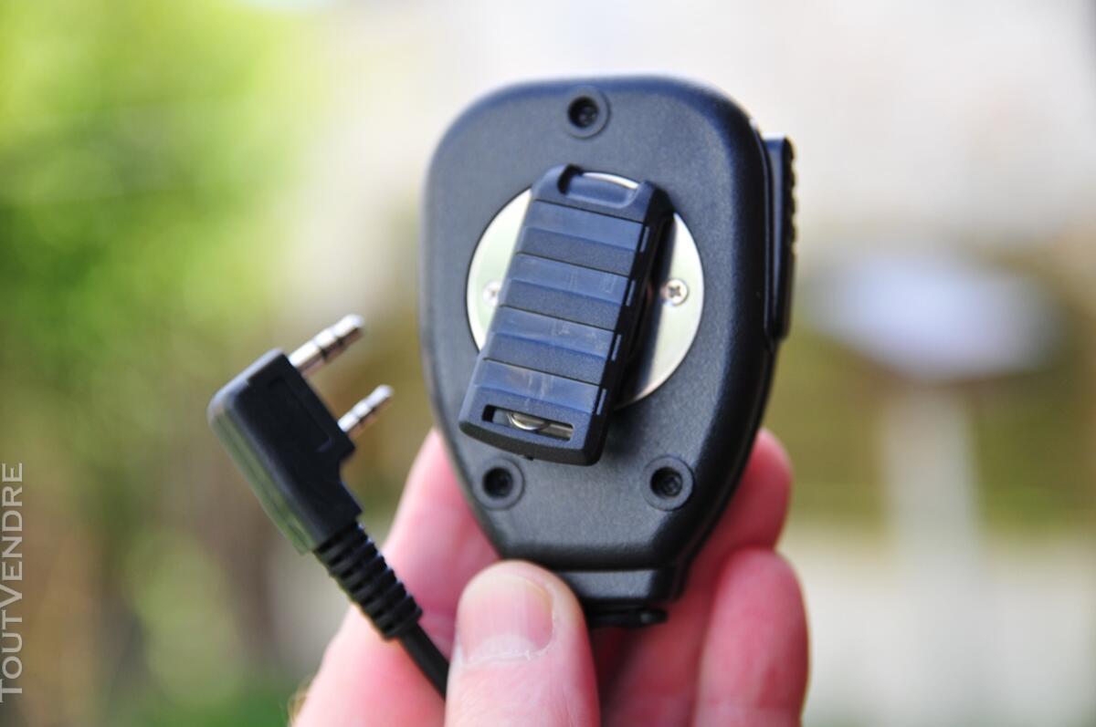 Micro à main Walkie-Talkie 110013432