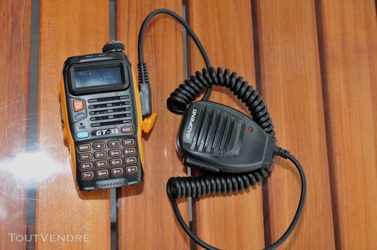 Micro à main Walkie-Talkie 110013505